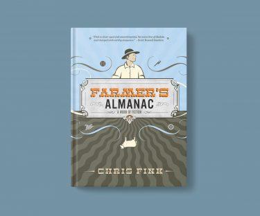 Farmer's Almanac book design