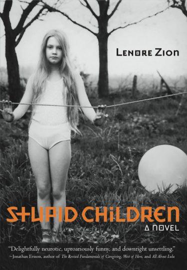 Stupid Children book design