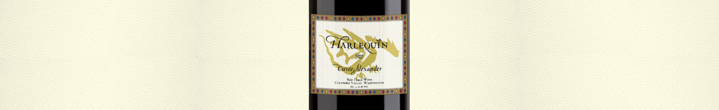 harlequin_cuvee_alex_label